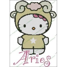 Horóscopo de Hello Kitty Aries