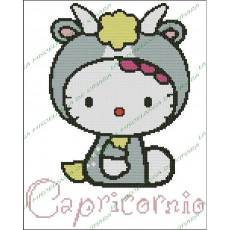 Horóscopo de Hello Kitty Capricornio