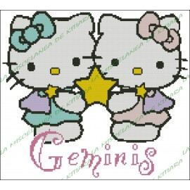 Hello Kitty Horoscope Gemini