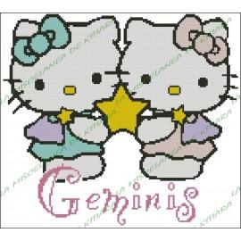 Horóscopo de Hello Kitty Géminis