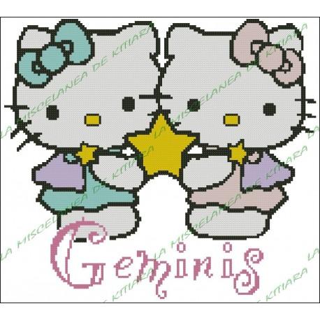 Hello Kitty Horoscope Gemini
