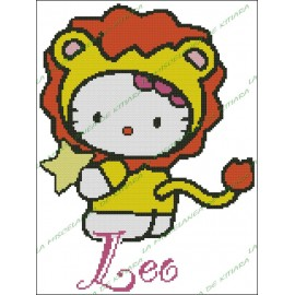Hello Kitty Horoscope Leo