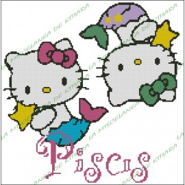 Hello Kitty Horoscope Pisces