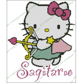 Horóscopo de Hello Kitty Sagitario