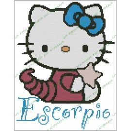 Horóscopo de Hello Kitty Escorpio