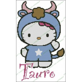 Hello Kitty Horoscope Taurus