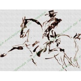 Horse Andaluz
