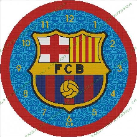 Clock F.C. Barcelona
