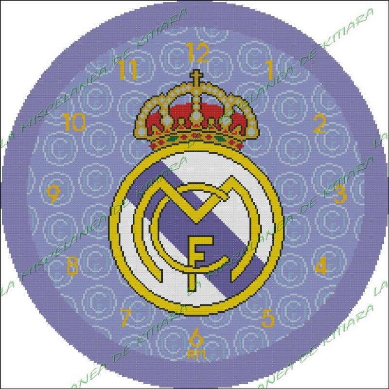 Reloj Real Madrid 00701289810
