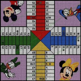 Parchis Mickey Mouse and Friends