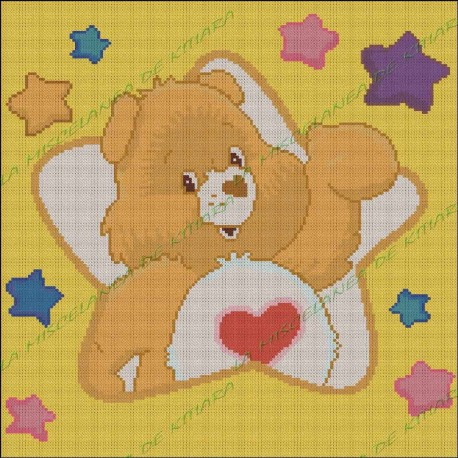 Care Bears - Tenderheart Bear
