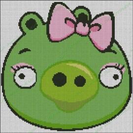 Angry Birds - Cerda Mujer