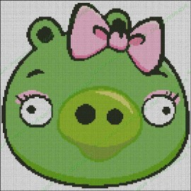 Angry Birds - Pig Woman