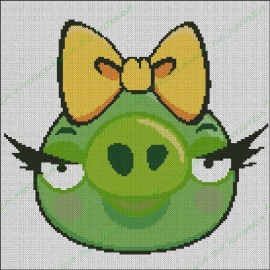Angry Birds - Pig Woman 2