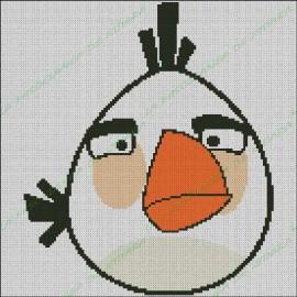 Angry Birds - Pajaro Blanco