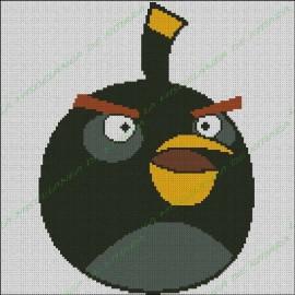 Angry Birds - Pajaro Negro