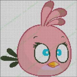 Angry Birds - Pajaro Rosa