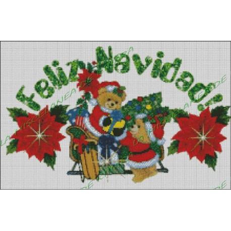 Feliz Navidad Ositos