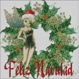 Feliz Navidad Campanilla