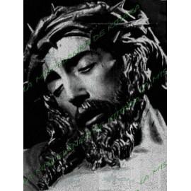 Cristo en Blanco y Negro