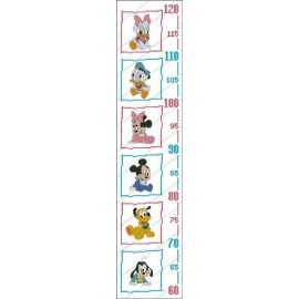 Height Chart Disney Babies