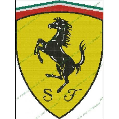 Escudo de Ferrari