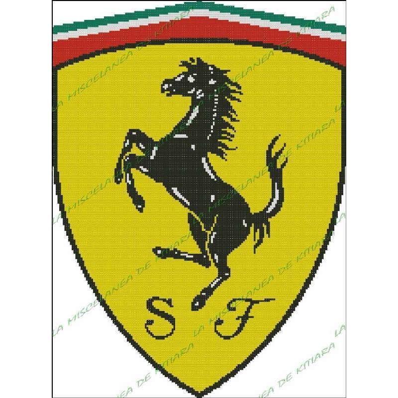 Coat of Ferrari