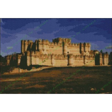 Castillo de Coca - Segovia