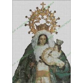 Virgen de la Oliva