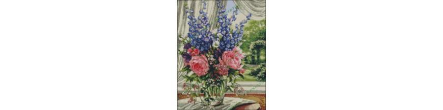 Flores y Paisajes